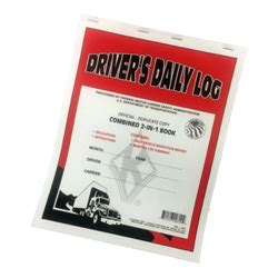 Drivers vehicle inspection report book